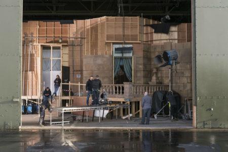 Buckingham Palace set: 'Victoria': Mammoth Screen for ITV