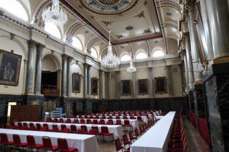 Cutler's Hall Big Dining Hall