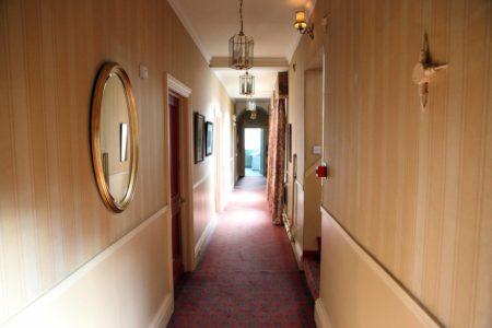Cutler's Hall Corridor