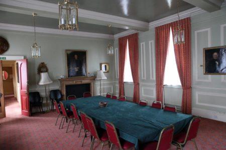 Cutler's Hall Dining Hall