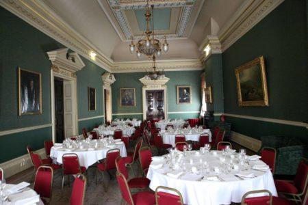 Cutler's Hall Dining Room