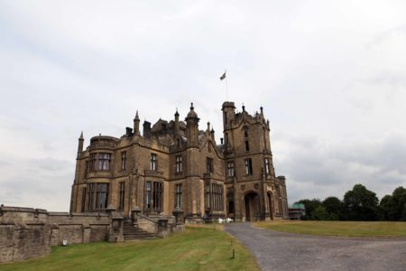Allerton Castle Outside