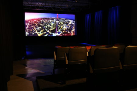 Dolby Atmos Cinema at Prime Studios