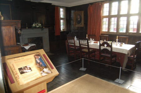 Oakwell Hall, Dining Room 1
