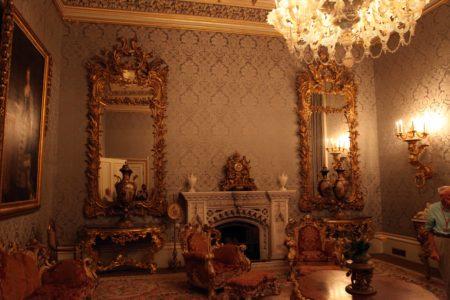 Allerton Castle Room