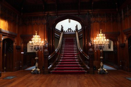 Allerton Castle Stairway