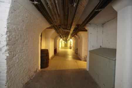 Cellar Hallway