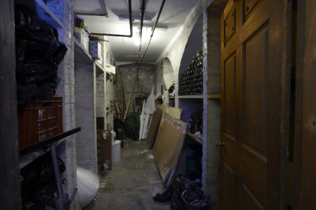 Cellar Storage Room