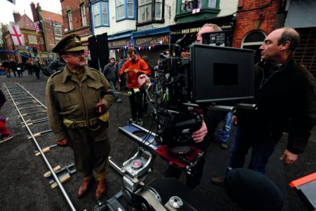 'Dad's Army' filmed in Bridlington Old Town