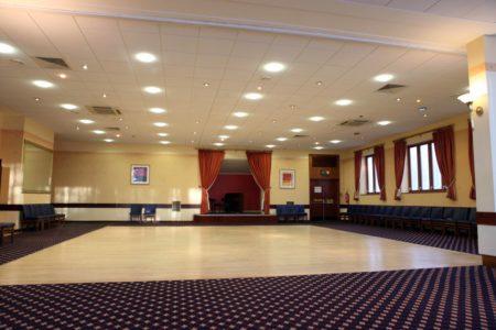Dance Floor Room