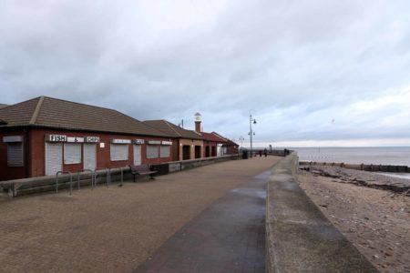Hornsea Promenade