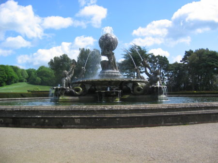 Castle Howard Fountain