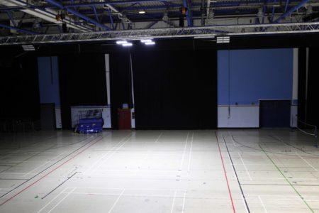 Barnsley Metrodome Sports Hall