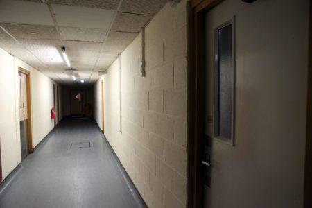 Barnsley Metrodome Corridor