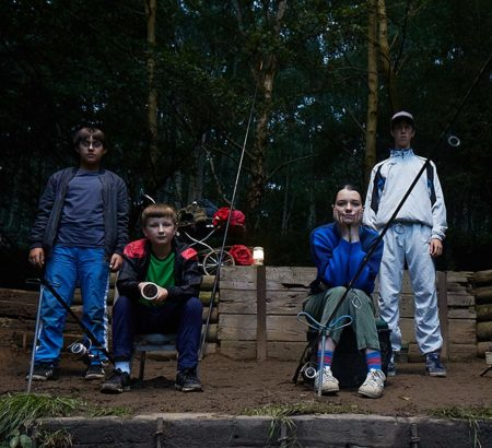 Bill Buckhearst's Doncaster-set coming-of-age debut Pond Life receiving its World Premiere at LIFF 2018