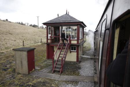 Railway Control Room