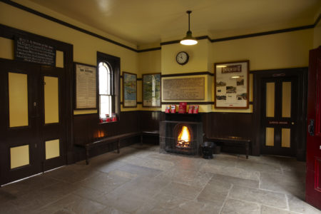 Railway Entry Room