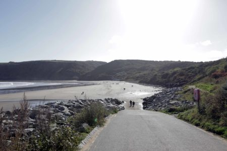 Runswick Bay Beach