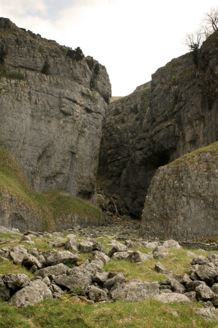 Gordale Scar View