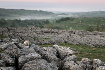 Malham Cove Top