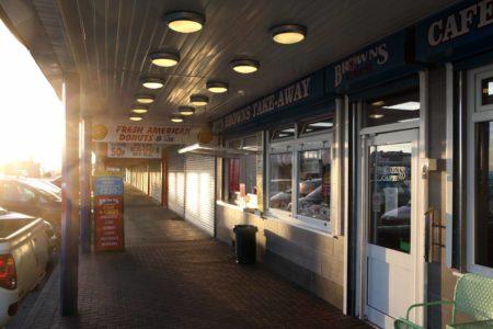 Cleethorpes Pavilion Shops