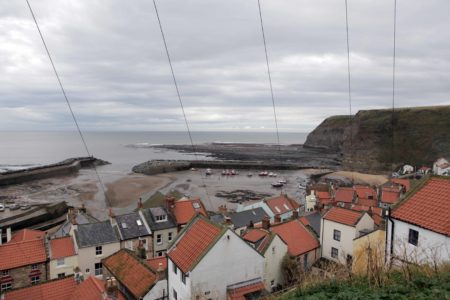 Staithes Red Roofs