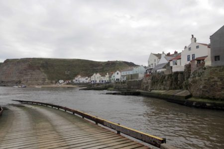 Staithes Sea Front
