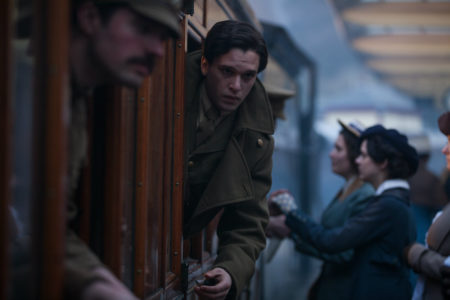 Testament of Youth filmed at Keighley and Worth Valley Railway