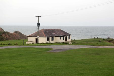 Thornwick Bay Cafe From Afar