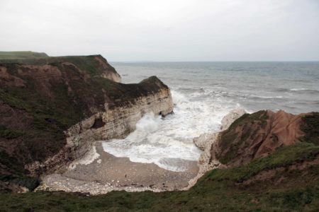 Thornwick Bay Sea Front