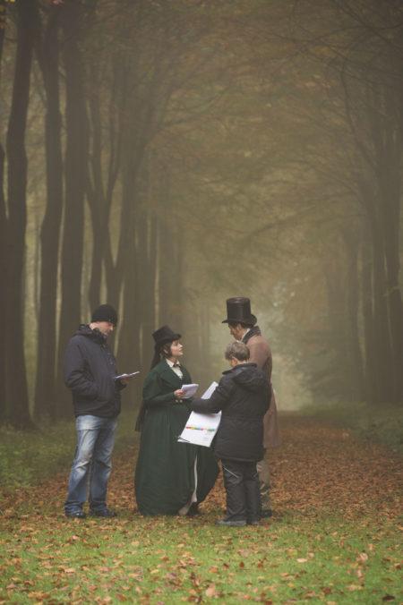 Victoria BTS © Mammoth Screen, Masterpiece