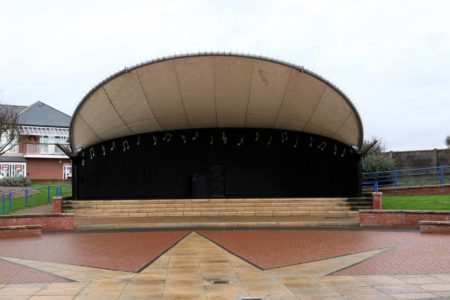 Withernsea Centre Stage