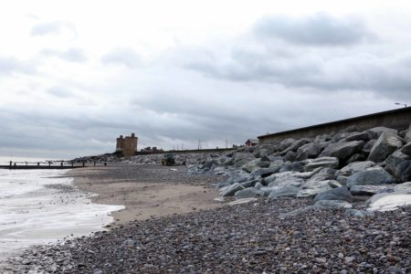 Withernsea Pebble Beach