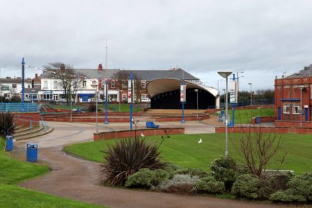 Withernsea Town Stage