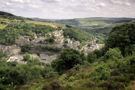 View of Hebden Bridge