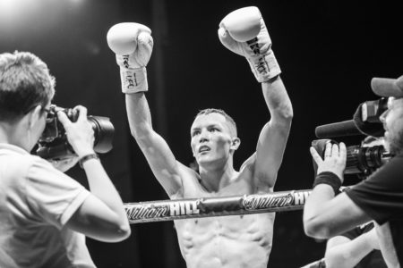 Josh Warrington, Fighting For A City