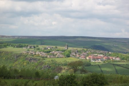 Heptonstall View