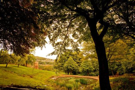 Shibden Hall Gardens