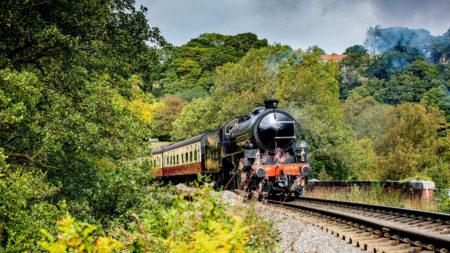 Annual Steam Gala, North York Moors, Railway , Pickering, North Yorkshire, UK